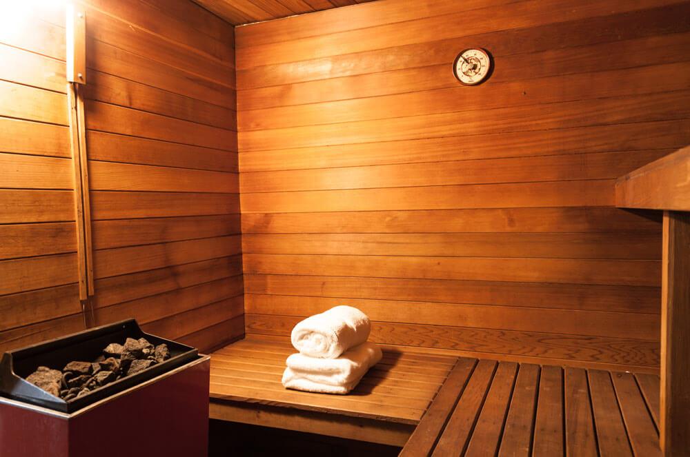 Farnham Court Motel Sauna