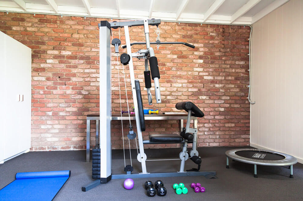 Farnham Court Motel gym